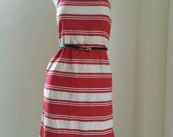 Vintage Rlaph Lauren cotton print sundress.