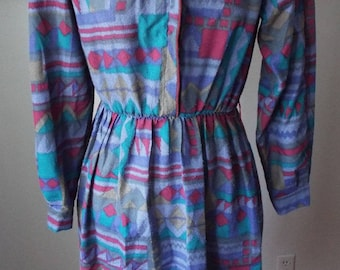 Vintage Long Sleeve Dress by Halmode Petites