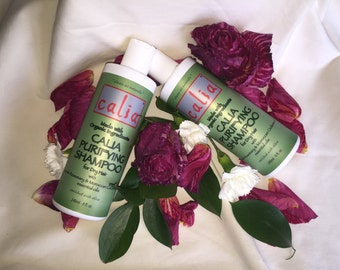 Calia's 8 oz Organic Purifying Shampoo for Dry Hair