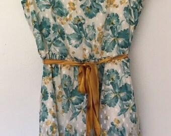 50's inspired Betsey Johnson dress