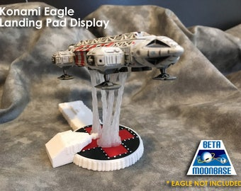 Space 1999 Display Stand - for KONAMI EAGLES