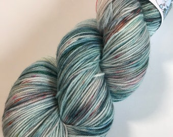 Dragonfly - 425 UK Hand Dyed Yarn