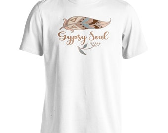 Gypsy Soul Men's T-Shirt t581m