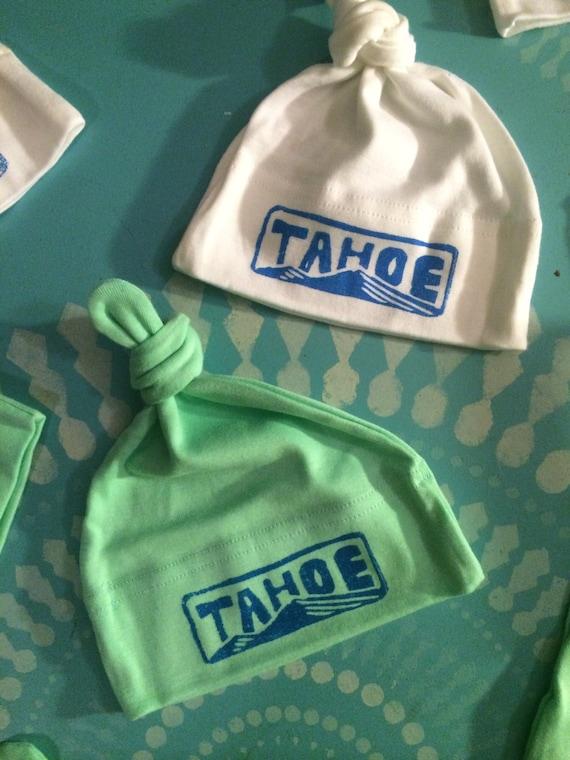 Organic cotton TAHOE baby beanie