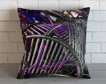 Light and Steel Pillow
