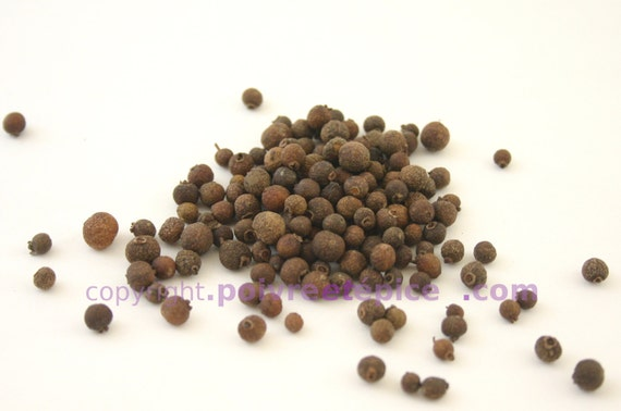 MEXICAN PEPPER, whole, berry