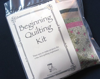 Beginning Quilting Kit (hft-4102)