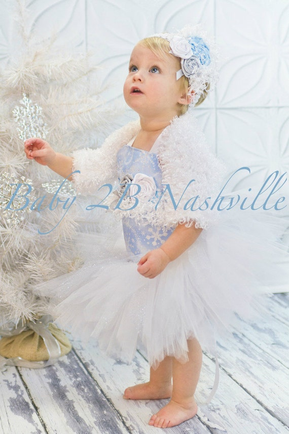 Onederland Costume Winter Costume Baby Costume Kids Costume Princess Costume Snow Costume Party Costume Birthday Costume Tutu Costume
