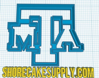 Texas A & M Cookie Cutter | Shore Cake Supply