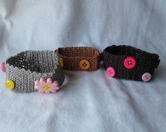 Betty's Button Bracelets