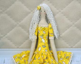 Textile doll, Tilda doll ,Tilda angel