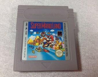 Super Mario Land Nintendo Gameboy - Nintendo Game Boy - Mario Bros