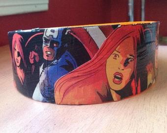Captain America & Black Widow Headband