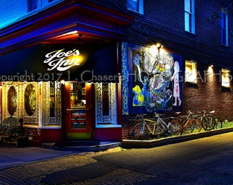 Joes Inn Richmond VA