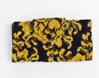 Floral Tapestry Wallet || Room for Cash, and Credit Cards