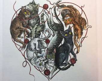 Cat Heart.