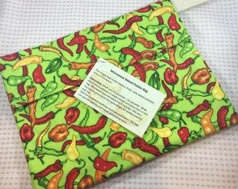 Microwave Potato Bag. Baked Potato Bag, Microvave Vegetable Bag, Potato Bag