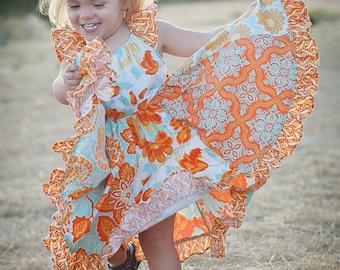 Amber Twirl Dress