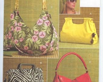 Vogue 8485 - Bags & Turban
