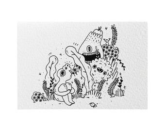 A5 Print - Original Illustration