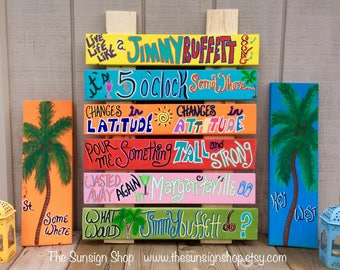 Live Life Like a Jimmy Buffett Song,Tropical indoor outdoor wooden signs,Rules,cottage,lake house,backyard,patio,Caribbean,margaritaville