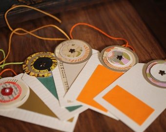 Gift Tags - 5 Pack