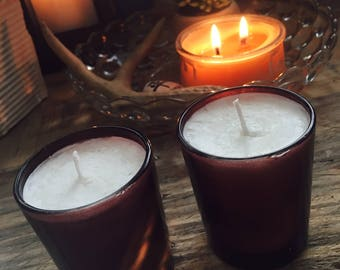 Natural Soy Black Pepper & Tea Tree Essential Oil Candle