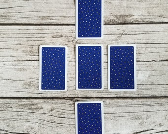 Situation 5-Card Reading | Intuitive