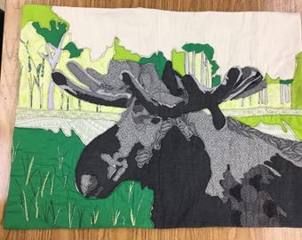 Quilted Moose