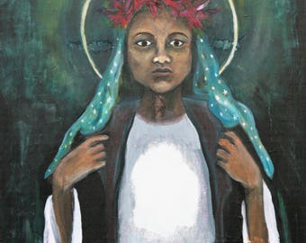 The Black Madonna: Archetype of Transformation