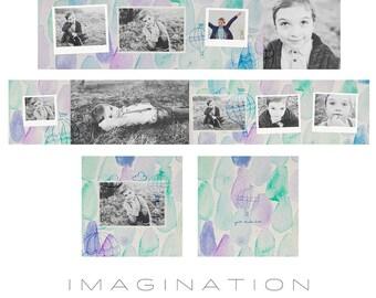 Imagination 3x3 WHCC Accordion Album