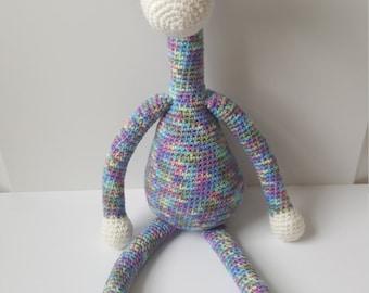 Crochet Giraffe, Crochet Toy, Giraffe Toy, Amigurumi Giraffe