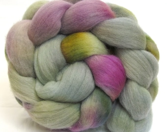 Merino Wool Hand Dyed Fine Combed Top Roving 21 Micron 100gms - FM64