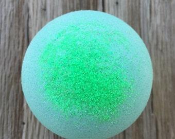 4 Glitter Bath Bombs