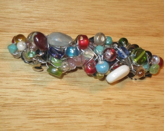 Beads and Baubles Barrette