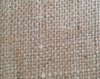 Paste Buckram, Unbleached/Natural Colour – fabric sold by the half yard