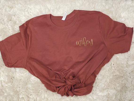 Wifey Tee | wife gift | wife t shirt