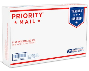 Upgrade to USPS Priority Package