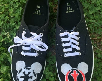 Starwars mickey shoes