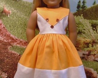 Foxy Little Lady for American Girl Dolls