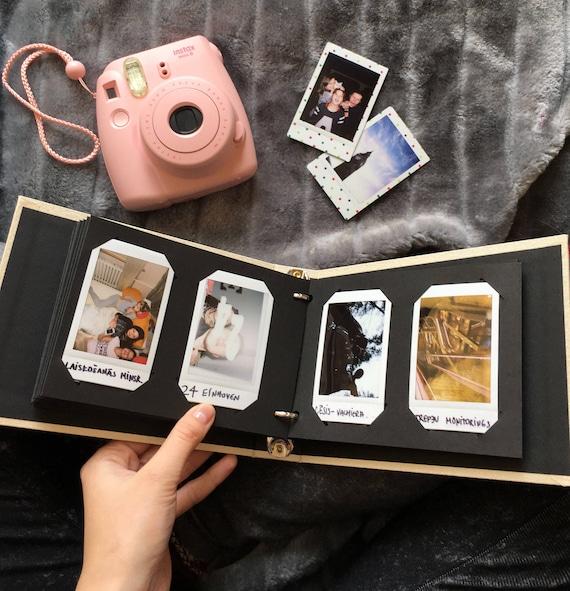 Top Photo Book: Instax Mini Album. Instax Wedding Guest Book. Instax Photo