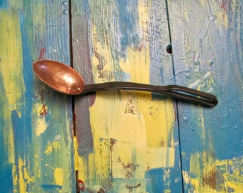 Hand Forged Copper Spoon (Free Shipping)