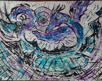"""Copy """"Mystic Dreams"""" 40 x 30 cm"""