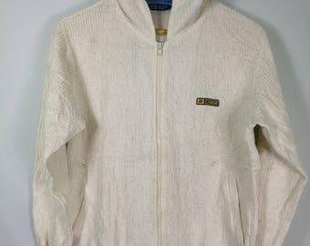 Arnold Palmer hoodie white size M