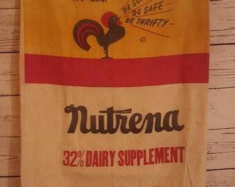 Nutrena feed bag