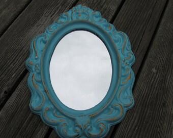 Shabby Chic Wall Mirror ceramic
