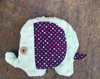 Elephant Rice Bag Heating Pad