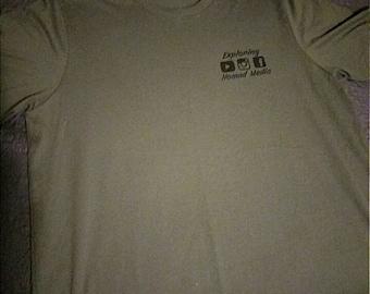 Exploring Nomad T shirts