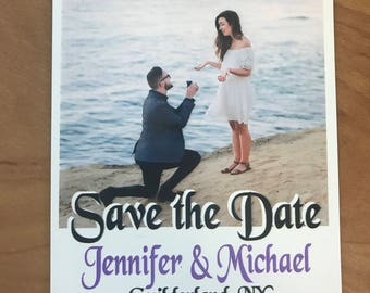 Save the Date Magnets! Customized your way!