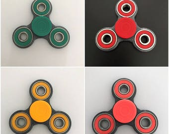3D SPINNER - Fidget Toy - MULTICOLOR SPINNER